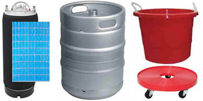 Kegs & Other Equipment