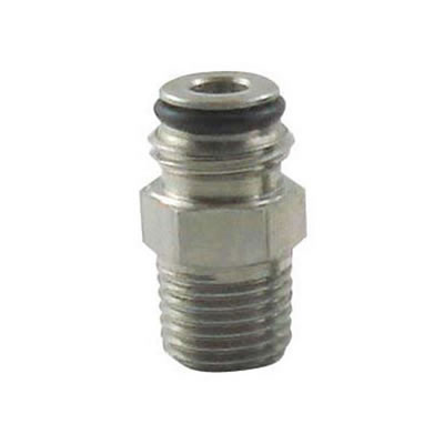 "Pin Lock Adapter 1/4"" MPT (Firestone)"