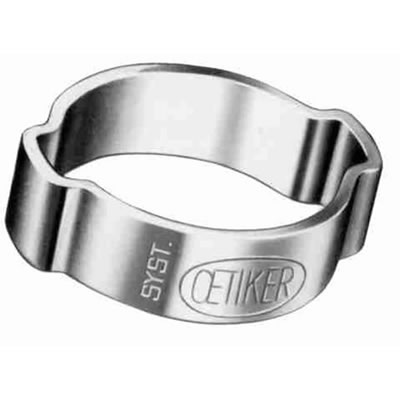 2-Ear O-Clamp Stainless Steel (Oetiker)