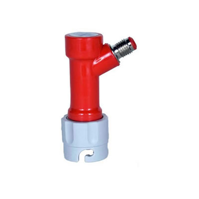 "Pin Lock Disconnect - 1/2"" MFL (Gas)"