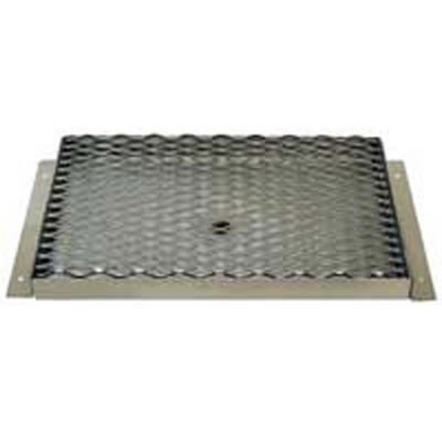 "Counter Mount Drip Trays - 1/2"" MPT (Multiple Sizes)"