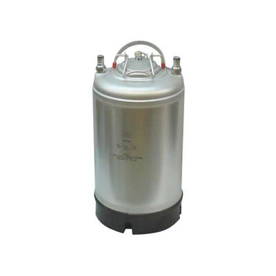 2.5 Gallon Ball Lock Corny Keg - NEW