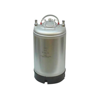 3 Gallon Ball Lock Corny Keg - NEW