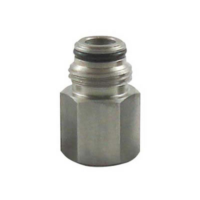 "Ball Lock Adapter 1/4"" FPT (Firestone) GAS"
