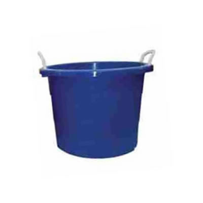 Rope Handle Keg Bucket, 20 Gal (BLUE)