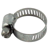 Stainless Steel Adjustable Hose Clamps /