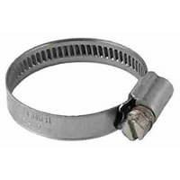 "Oetiker Stainless Steel Adjustable Clamp (1"" To  1 5/8"")"