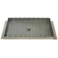 "Counter Mount Drip Trays - 1/2"" MPT (Multiple Sizes) /"