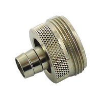 "Faucet Adapter With 5/16"" Barb /"